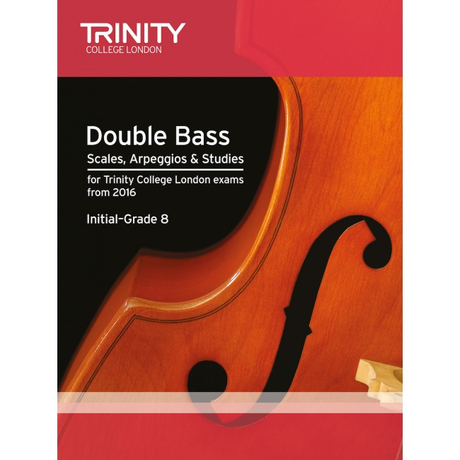 double bass scales and arpeggios pdf