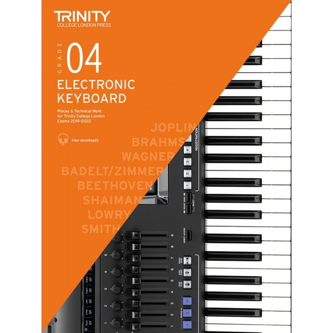 Electronic Keyboard Grade 4 2019 2022