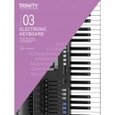 Electronic Keyboard Grade 3 (2019-2022)