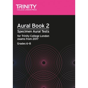 Aural Book 2: Grade 6 -8 (from 2017)
